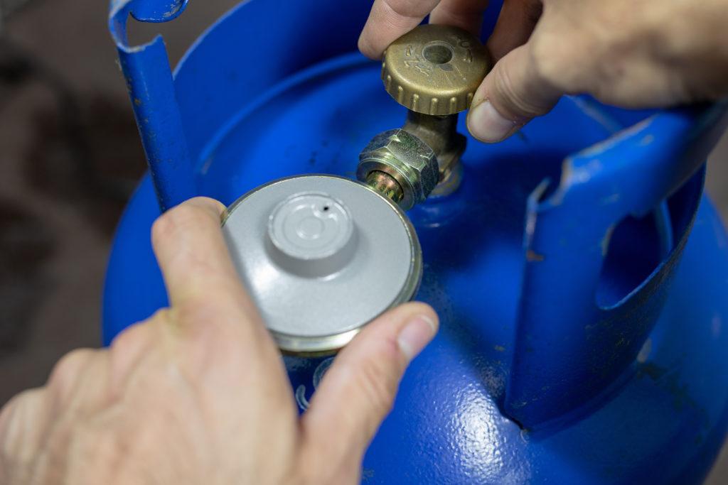 Gasdruckregler