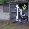 Bobcat Kompaktbagger E10