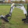 Bobcat Kompaktbagger E19