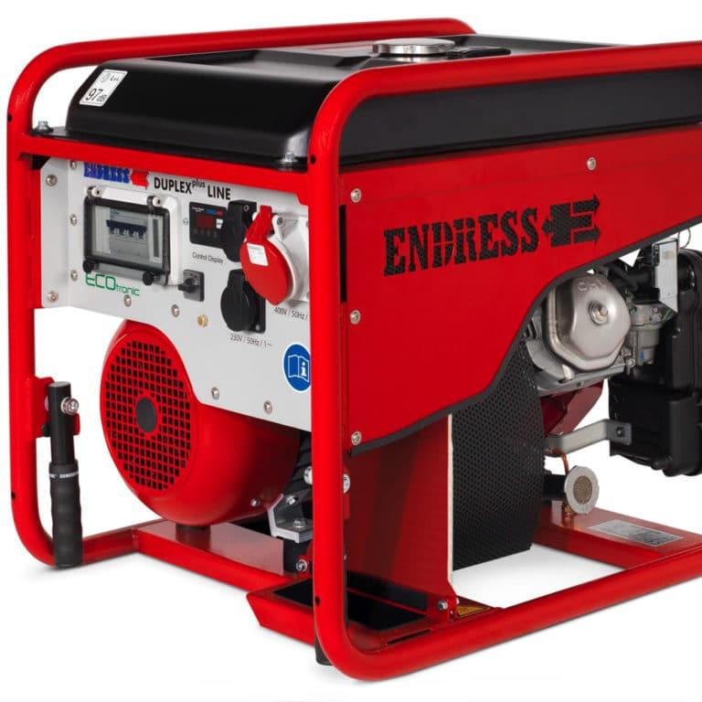 ENDRESS Stromerzeuger ESE 606 DSG - GT Duplex